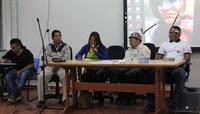 Hidrelétricas e mineração foram temas de discussão na SBPC Indígena