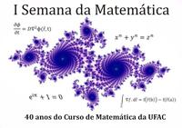 I Semana da Matemática