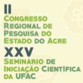 II Congresso Regional de Pesquisa do Acre e XXV Seminário de Iniciação Científica da UFAC - Regulamento para a Submissão de Propostas de Minicursos