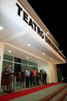 Inaugurado no Campus Floresta o Teatro Universitário Moa