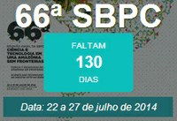 Inscrições para apresentação de pôsteres na SBPC 2014