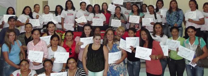 Jordão recebe oficina em combate a violência contra a mulher
