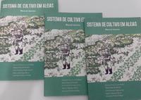 Livro 'Sistema de Cultivo em Aleias' é lançado em versão impressa
