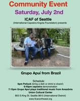 Músicos da Ufac participam de festival em Seattle representando o Brasil