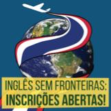 Oferta de cursos do 'Inglês sem Fronteiras' da Ufac para Janeiro e Fevereiro