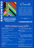 Orientação e atualização pedagógica de professores ingressantes na Ufac