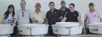 Pesquisadores e acadêmicos da Ufac realizam produção artificial de larvas de peixe