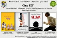 PET Letras promove CinePET
