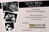 Pium Fotoclube realiza atividade no Terminal Urbano em comemoração ao Dia Mundial da Fotografia
