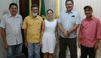Pró-reitor de Extensão da UFPA visita Ufac