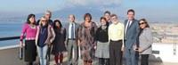 Pró-reitores de Extensão visitaram o sul da Itália