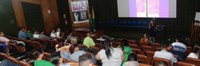 Proex realiza oficina pelo fim da violência contra a mulher na Eletroacre