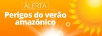 Professor da Ufac alerta sobre os perigos do verão amazônico