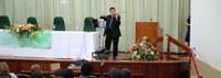Professor da Ufac apresenta recital no anfiteatro Garibaldi Brasil