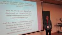 Professor da Ufac apresenta trabalhos em congresso realizado em Portugal