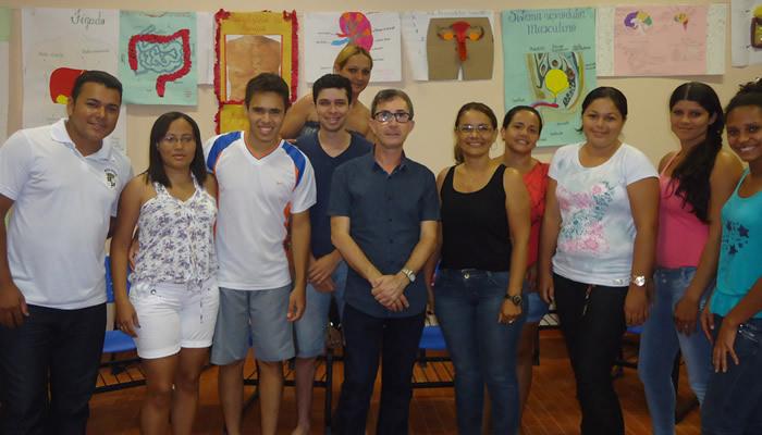 Professores promovem curso de extensão sobre projeto político pedagógico em Xapuri