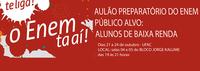 Projeto da Ufac oferece 'aulão' a candidatos do Enem