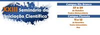 Propeg divulga orientações sobre apresentações do XXIII Seminário de Iniciação Científica