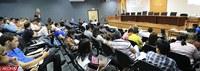 Reitor discute implantação do Parque Tecnológico em workshop