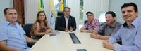 Reitor recebe comissão que implantará o laboratório interdisciplinar de formação de educadores