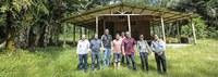 Reitor visita Reserva Florestal Humaitá