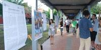 Sessão de pôsteres da SBPC reúne mais de mil trabalhos