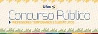 Ufac abre seleção com 28 vagas em diferentes áreas