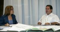 Ufac apresenta projetos de expansão ao governador Tião Viana