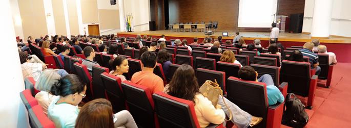 Ufac apresenta Relatório de Autoavaliação aos coordenadores de curso de graduação