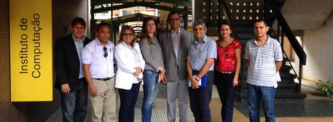 Ufac articula parceria com instituições da Amazônia