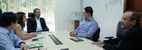 Ufac busca parceria com o Dnit para implementação da malha viária do campus Brasileia