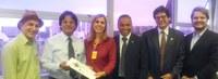 Ufac busca patrocínio em Brasília para a 66ª Reunião da SBPC