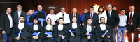 Ufac celebra formatura de 7 engenheiros eletricistas
