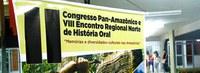 Ufac sedia 7º Encontro Regional Norte de História Oral