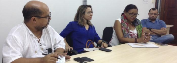 Ufac discute proposta de mestrado em Geografia em parceria com a Unir
