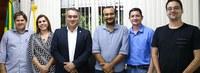 Ufac e Embrapa renovam parceria para fins de pesquisa