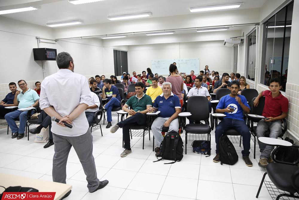 Ufac e Impa promovem palestra sobre ensino de Matemática