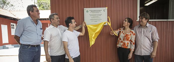 Ufac entrega Fazenda Experimental do Catuaba totalmente revitalizada
