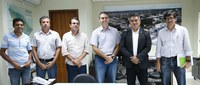 Ufac firma parceria com prefeitura de Rio Branco para recuperação de sistema viário