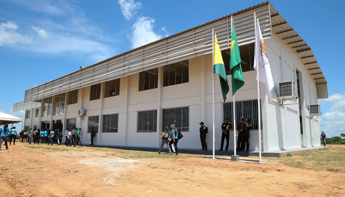 Ufac inaugura campus em Brasileia