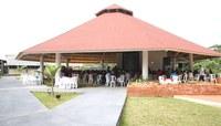 Ufac inaugura quiosque e realiza confraternização no campus Floresta