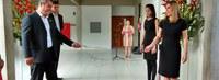 Ufac inaugura três novos blocos de salas de aula e auditórios
