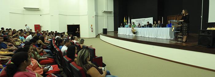 Ufac inicia atividades do 3º Cevaj