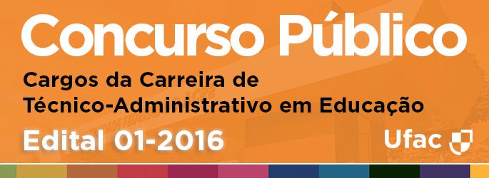 Ufac lança edital de concurso público com 25 vagas
