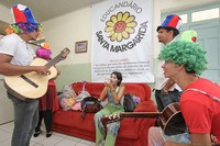 Ufac leva música ao Educandário Santa Margarida
