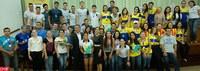 Ufac premia atletas que participarão da 62º edição dos Jogos Universitários