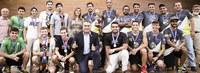 Ufac premia vencedores dos jogos interatléticas
