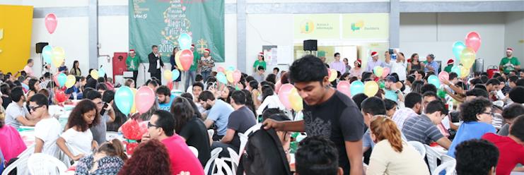 Ufac promove confraternização para estudantes