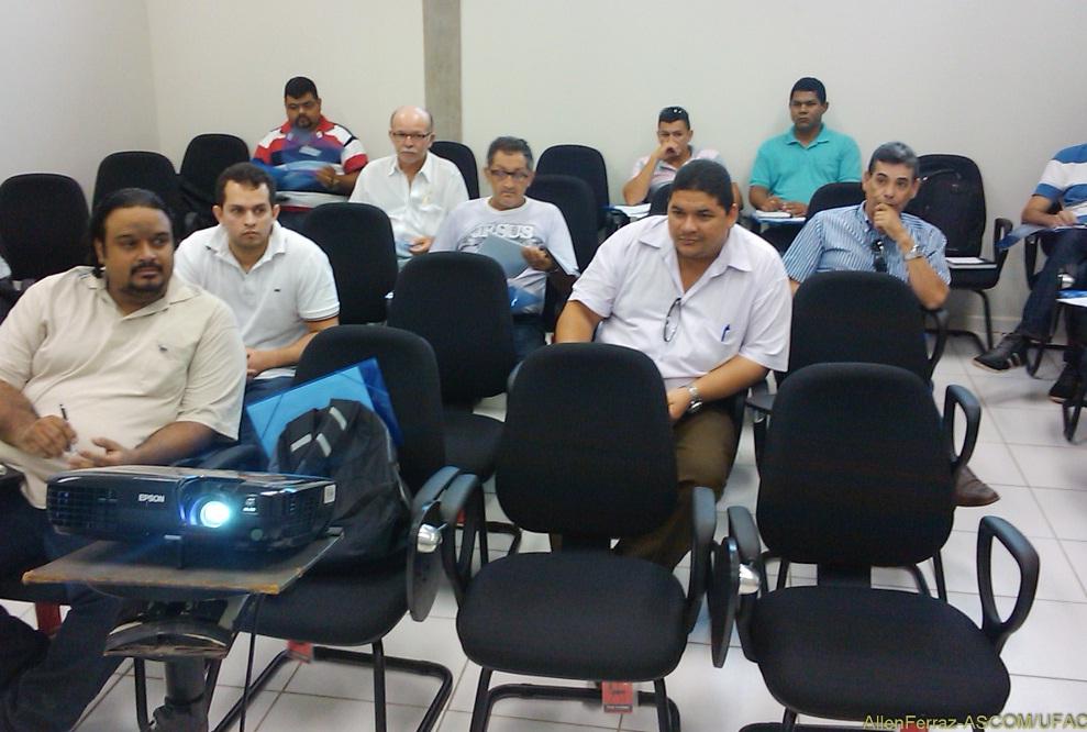 Ufac promove curso de aperfeiçoamento para fiscais de contratos