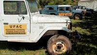 Ufac promove leilão de veículos e equipamentos